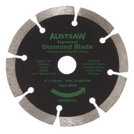 Austsaw Diamond Blade Segmented Rim General Purpose
