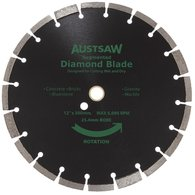 Austsaw Diamond Blade Segmented Concrete/Brick Saw Blade