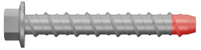 Galvanised Screw Bolts