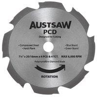 Austsaw Polycrystalline Diamond Blades