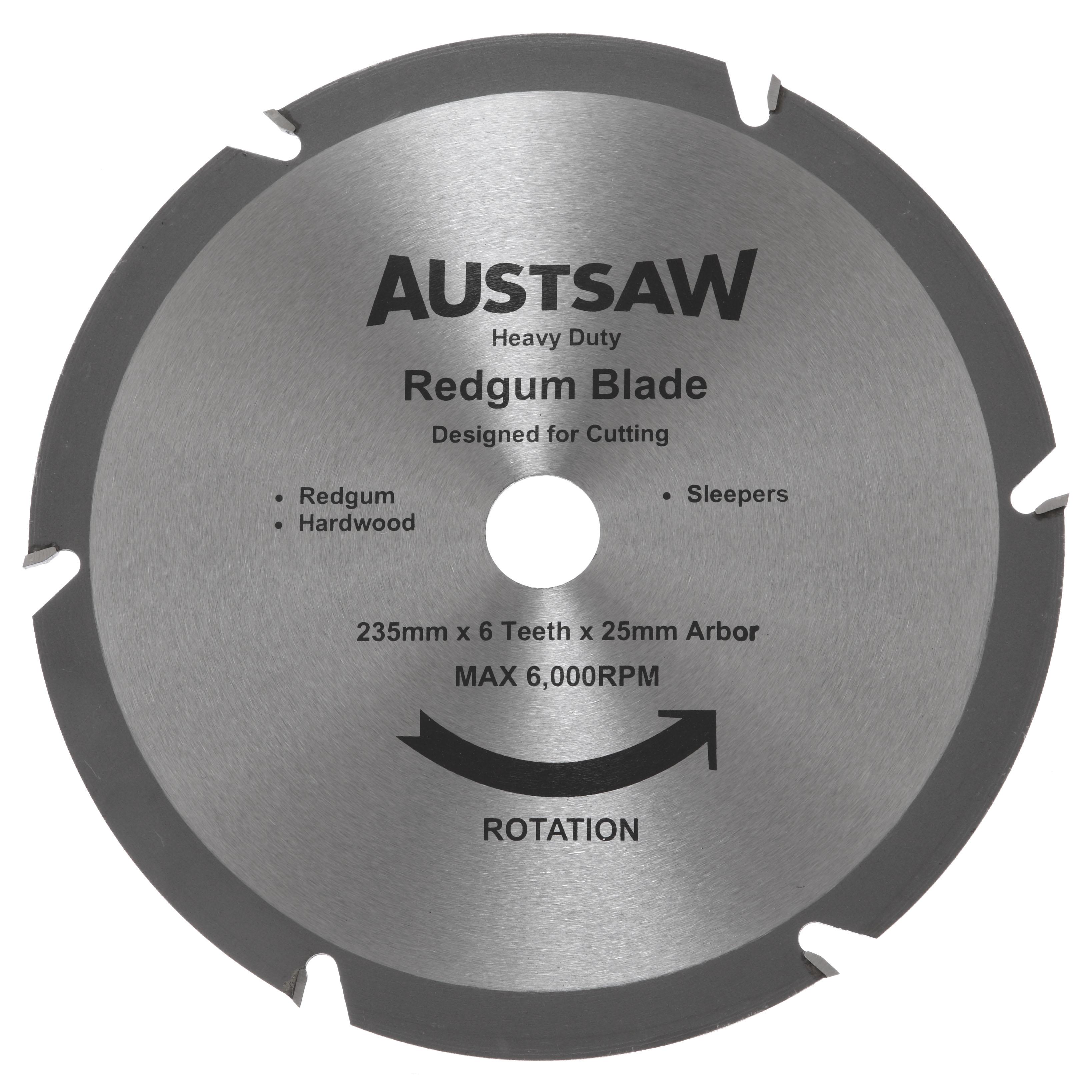 Austsaw Sleeper Blade