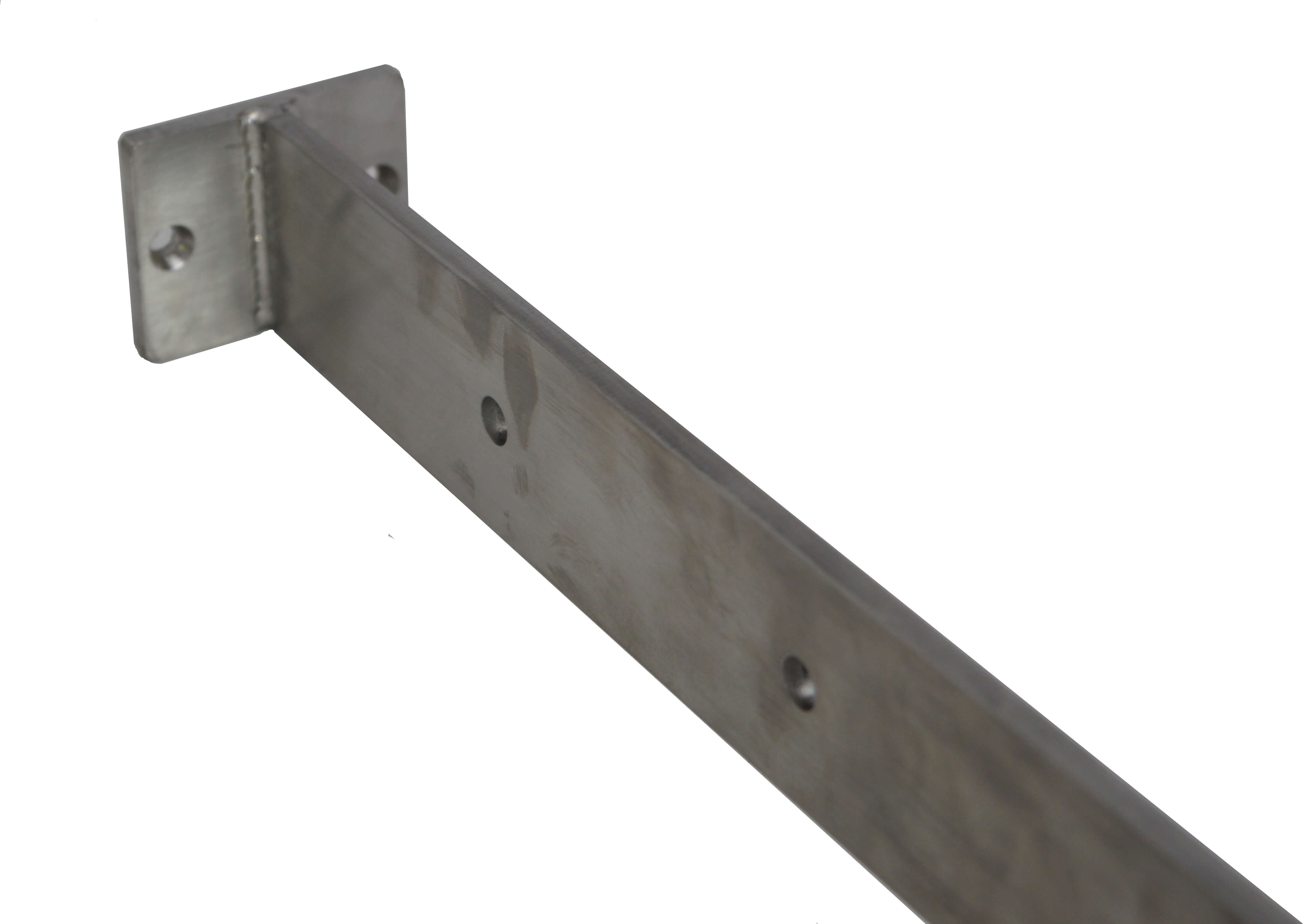 Stainless 316 Flat Bar and Intermediate Posts