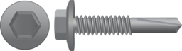 Series 500 Metal Drilling screws