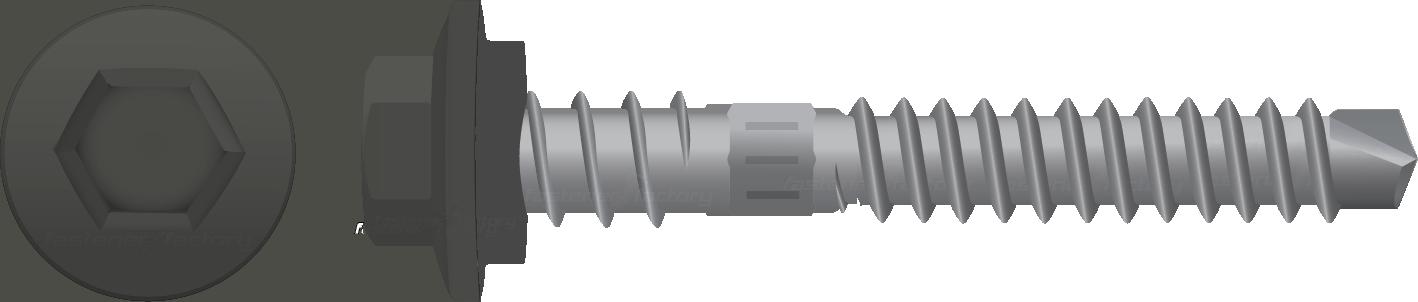 50mm Buildex Roof Zips & Bremick Vortex