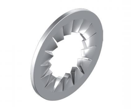 Stainless Internal Serrated Tooth Lock Washer