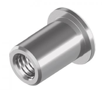 STAINLESS STEEL RIVET NUTS / NUT INSERTS