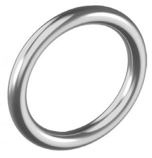 Stainless Rings and Links