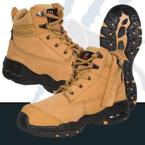 Work Boots & Footwear