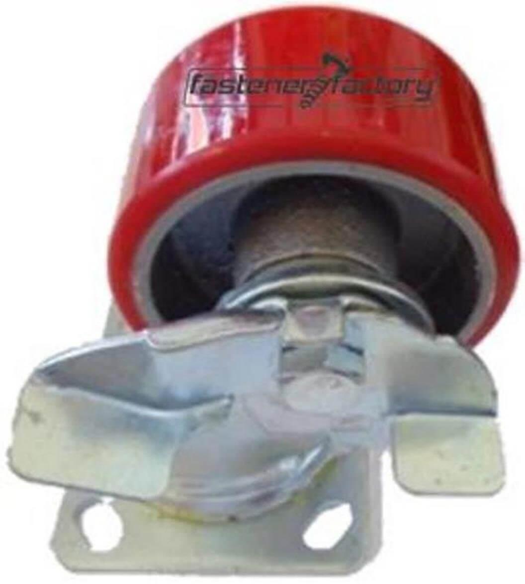 Polyurethane Heavy Duty Castors