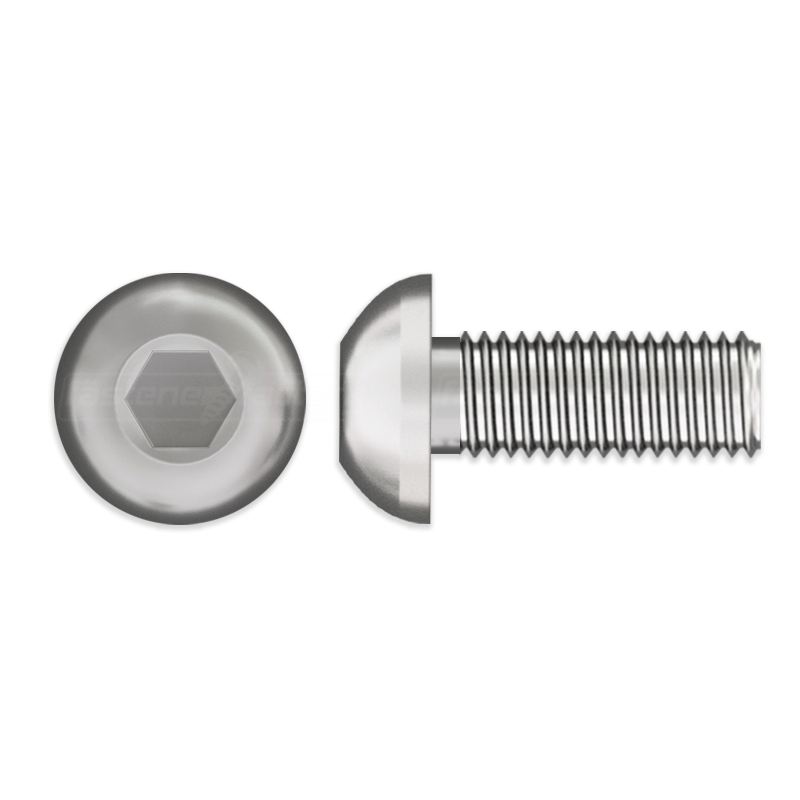 All Stainless Bolts - Nuts & Bolts