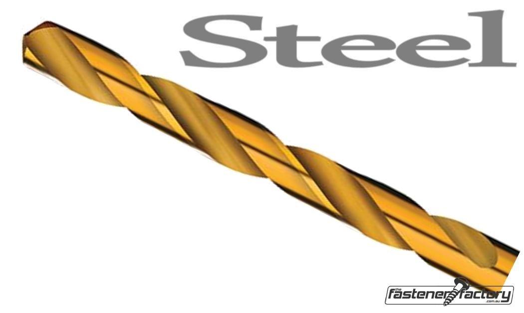 Drill Bits Steel