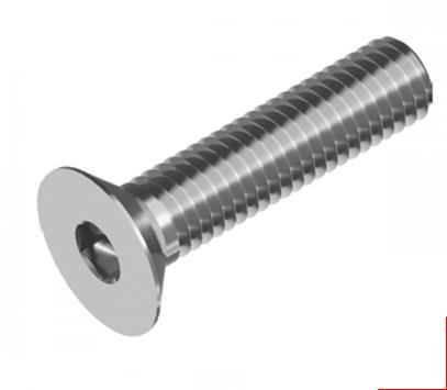 Stainless Hex Socket Countersunk Screw