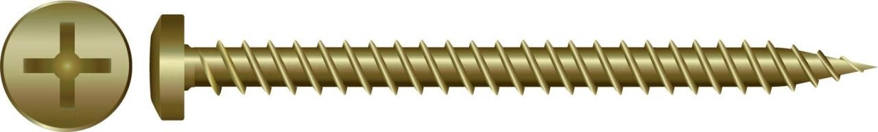 Zinc Pan Drywall Screws